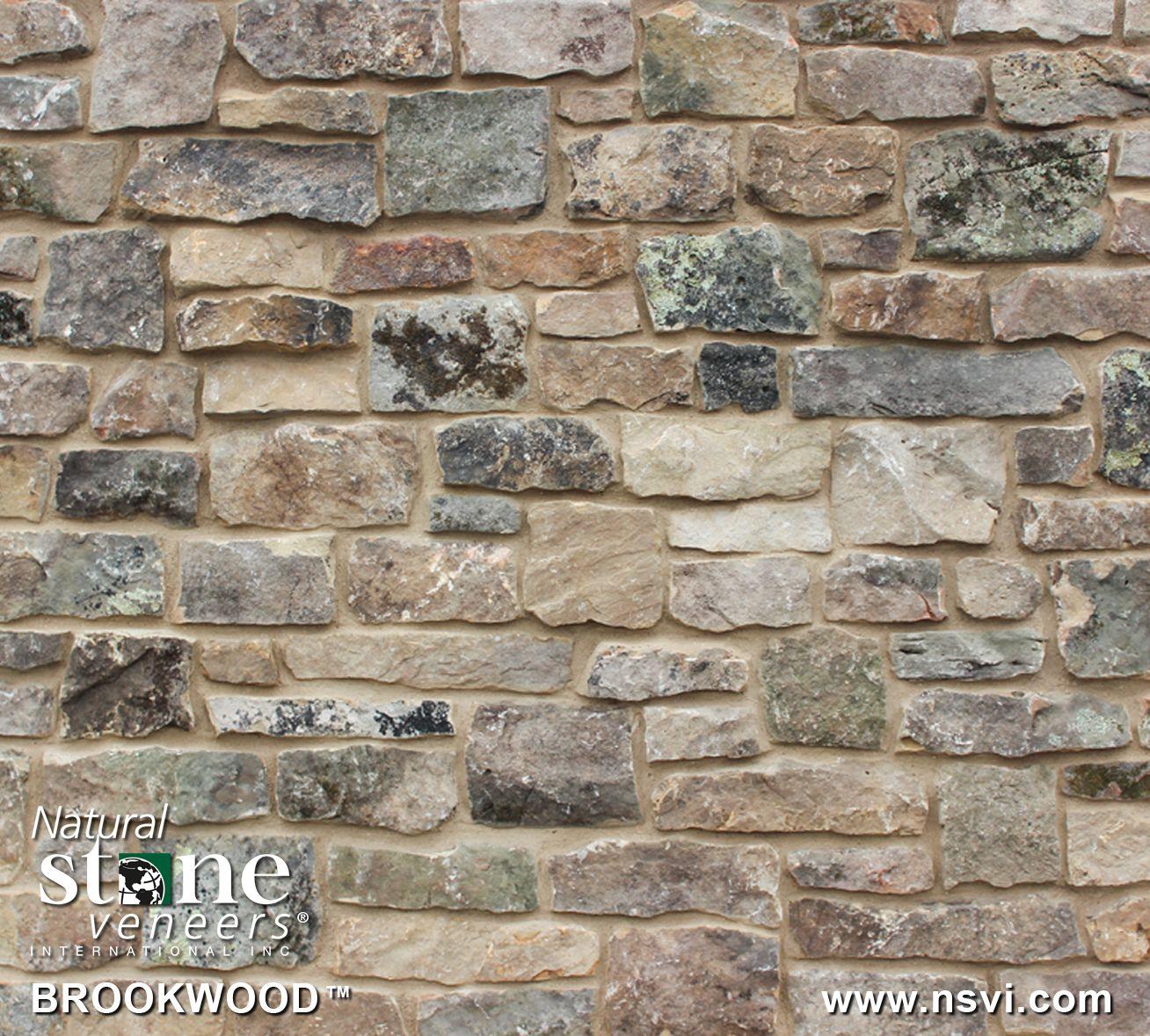 Brookwood Natural Stone Veneers Inc Natural Stone Veneer Stone Veneer Brookwood