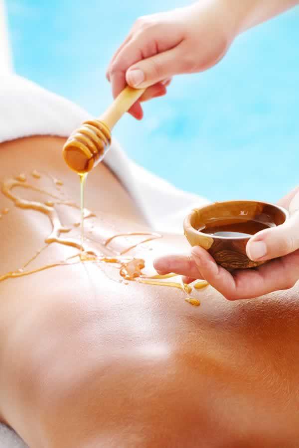 Ripple Honey Massage