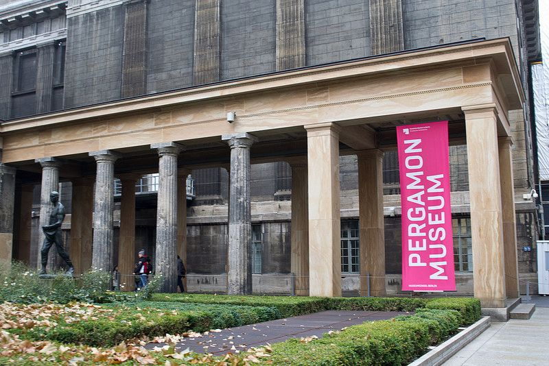Discovering The Treasures Of Berlin S Museum Island Museum Island Pergamon Museum Pergamon