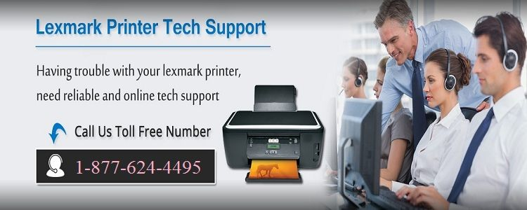 How to fix lexmark printer error of wrong or missing