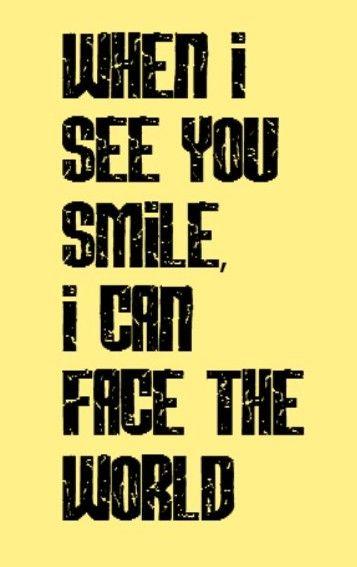 Bad English When I See You Smile Song Lyrics I Love Lyrics