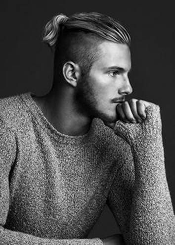 Modern viking men google search td pinterest - Coiffure viking homme ...