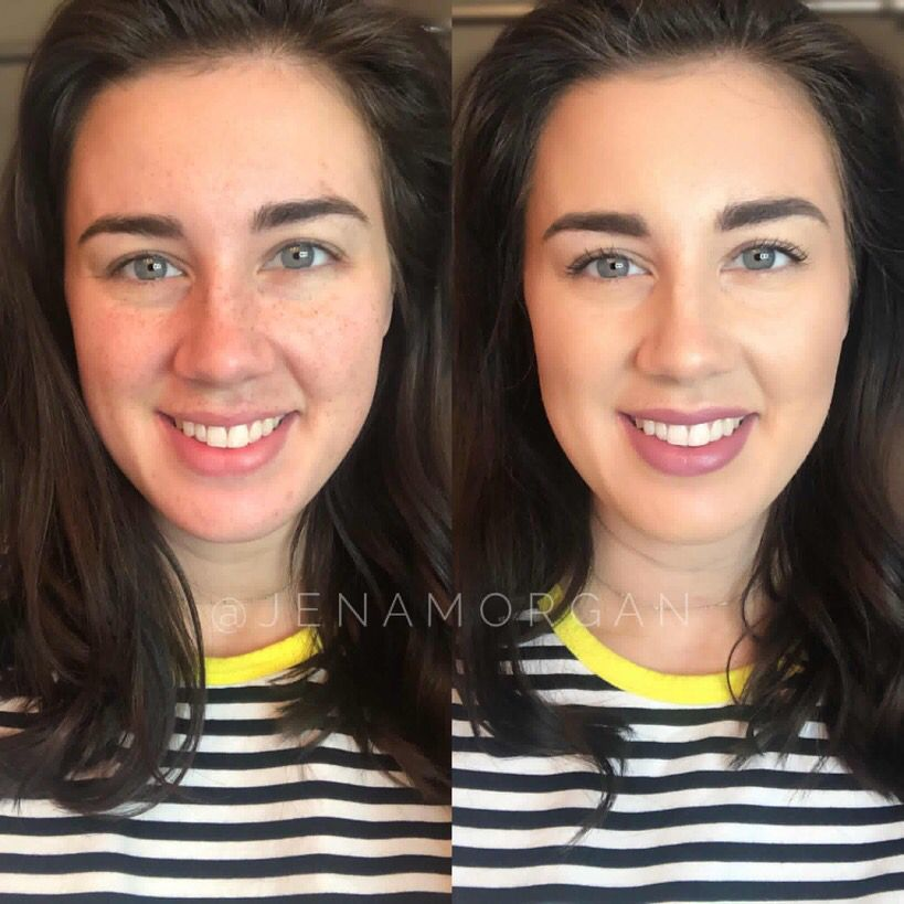 Maskcara Makeover Monday! Highlight Candlelit and Sandy