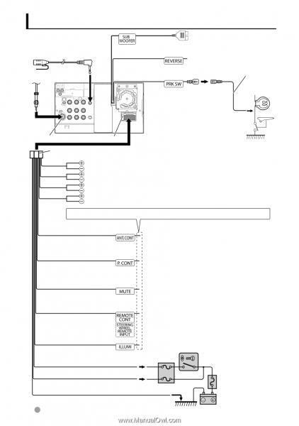 Kenwood Ddx719 Wiring Diagram