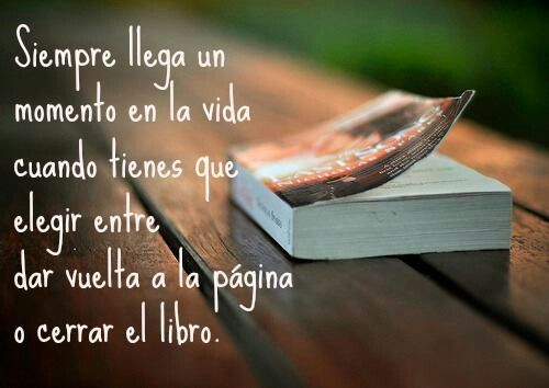 Dar Vuelta A La Pagina O Cerrar El Libro Fraces Reading Summer