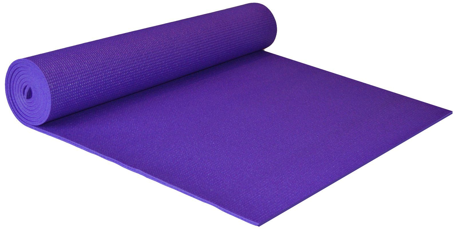 16051f52cc YogaAccessories Extra Wide 1 4   Deluxe Yoga Mat (Purple). Comfortable