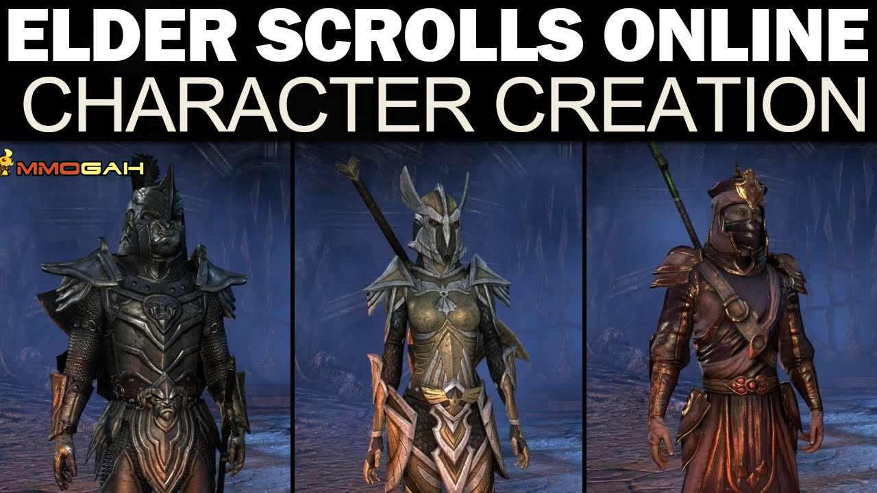 Guide To Build The Elder Scrolls Online Character With Images