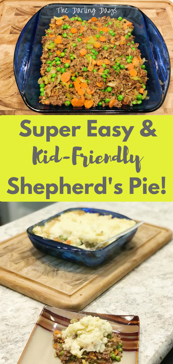 Kid-Friendly Shepherd's Pie images