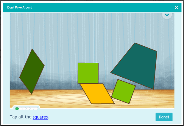 Geometry - 2-D shapes for grade 5 | Online Math Activities for 5th ...