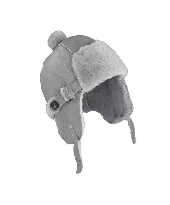 Elks & Angels : Shearling Trapper Hat : style # 375744301
