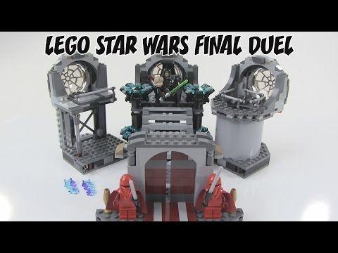 LEGO Star Wars Death Star Final Duel Review : LEGO 75093 | 2015 Lego ...