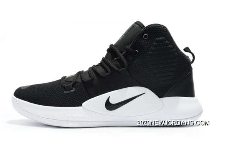 Nike Hyperdunk X Black White 2020 Buy