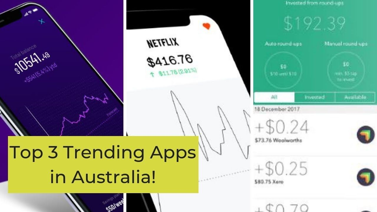 Top 3 Investment Apps Of 2019 Best Investment Apps In Australia Youtube Best Investment Apps Investing App