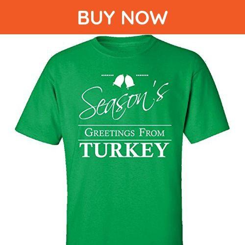 Seasons greetings from turkey christmas adult shirt 5xl irish seasons greetings from turkey christmas adult shirt 5xl irish green holiday and seasonal m4hsunfo