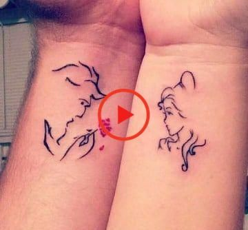 -   - #couplestattoo #necktattoos #strengthtattoo #tattoodesigns #tatt