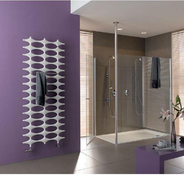 Design radiator - Badkamer design radiator - kermi ideos | Badkamer ...