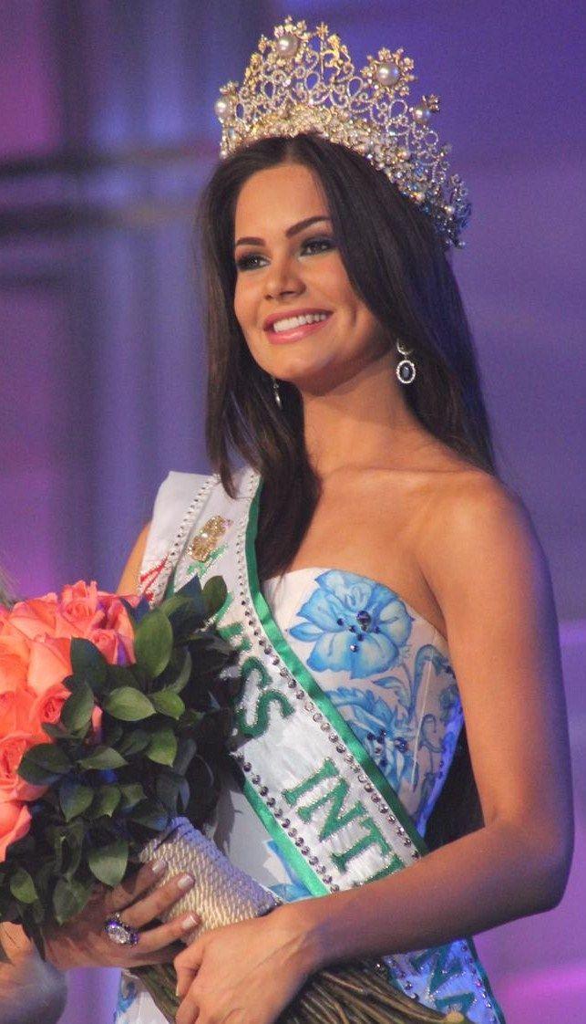 Michelle Bertolini, 1st runner-up to Miss Venezuela 2013 and named Miss International Venezuela 2014.