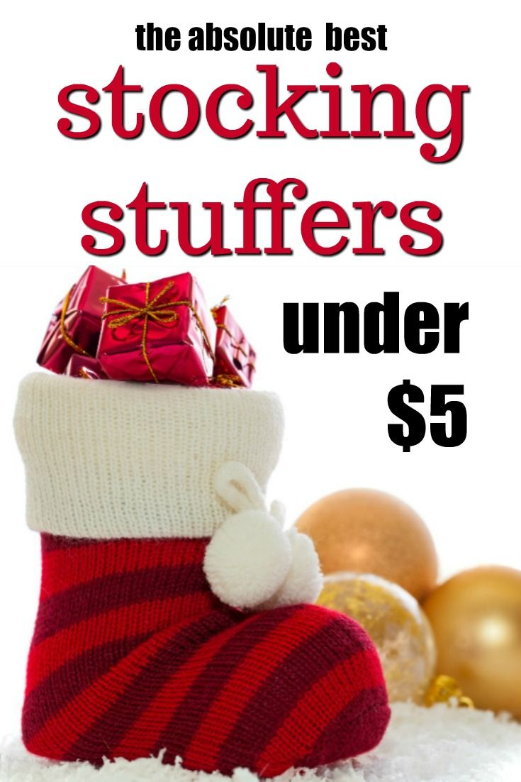 50 Stocking Stuffer Ideas Under $5   Christmas Crafts and Ideas ...
