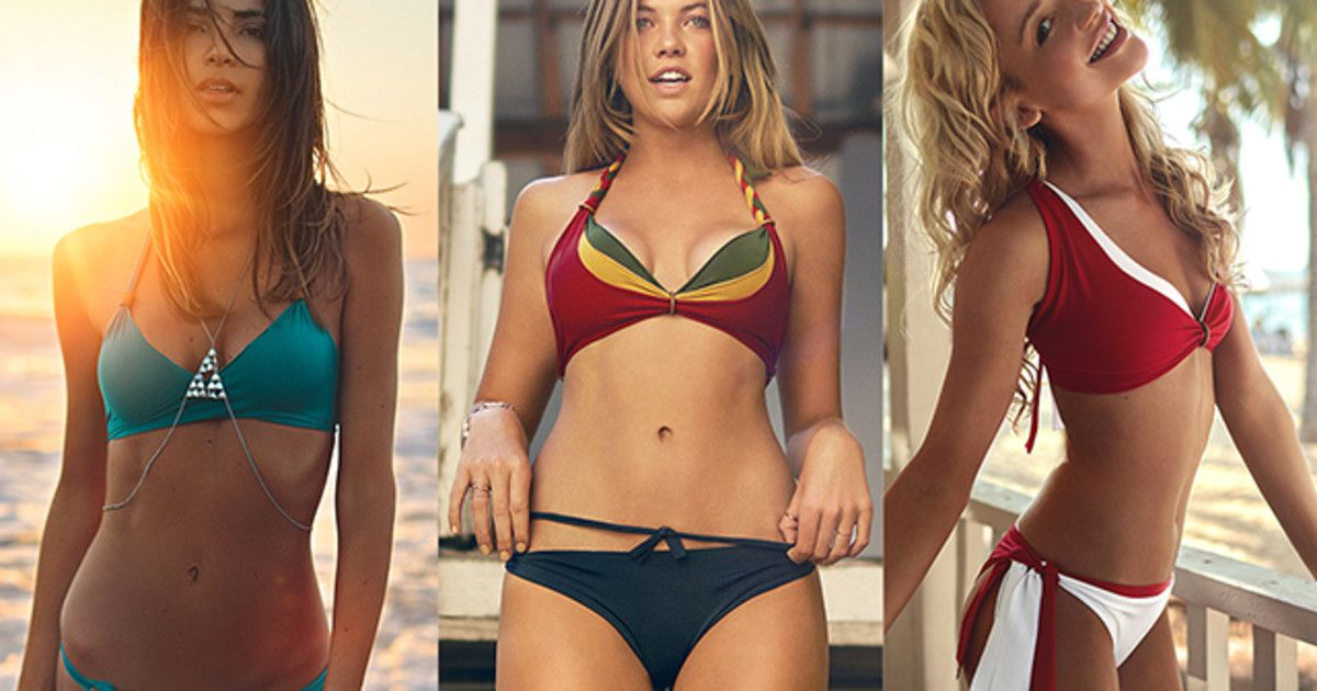 Bikini community model type theme