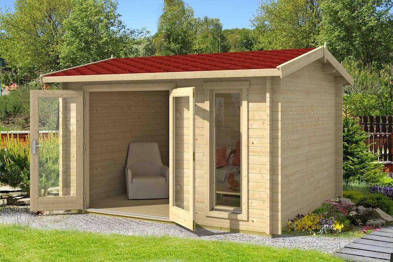 Gartenhaus Carlisle Log cabin, Log cabin homes