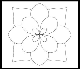 Free Download Applique Flower Patterns Craft Resources