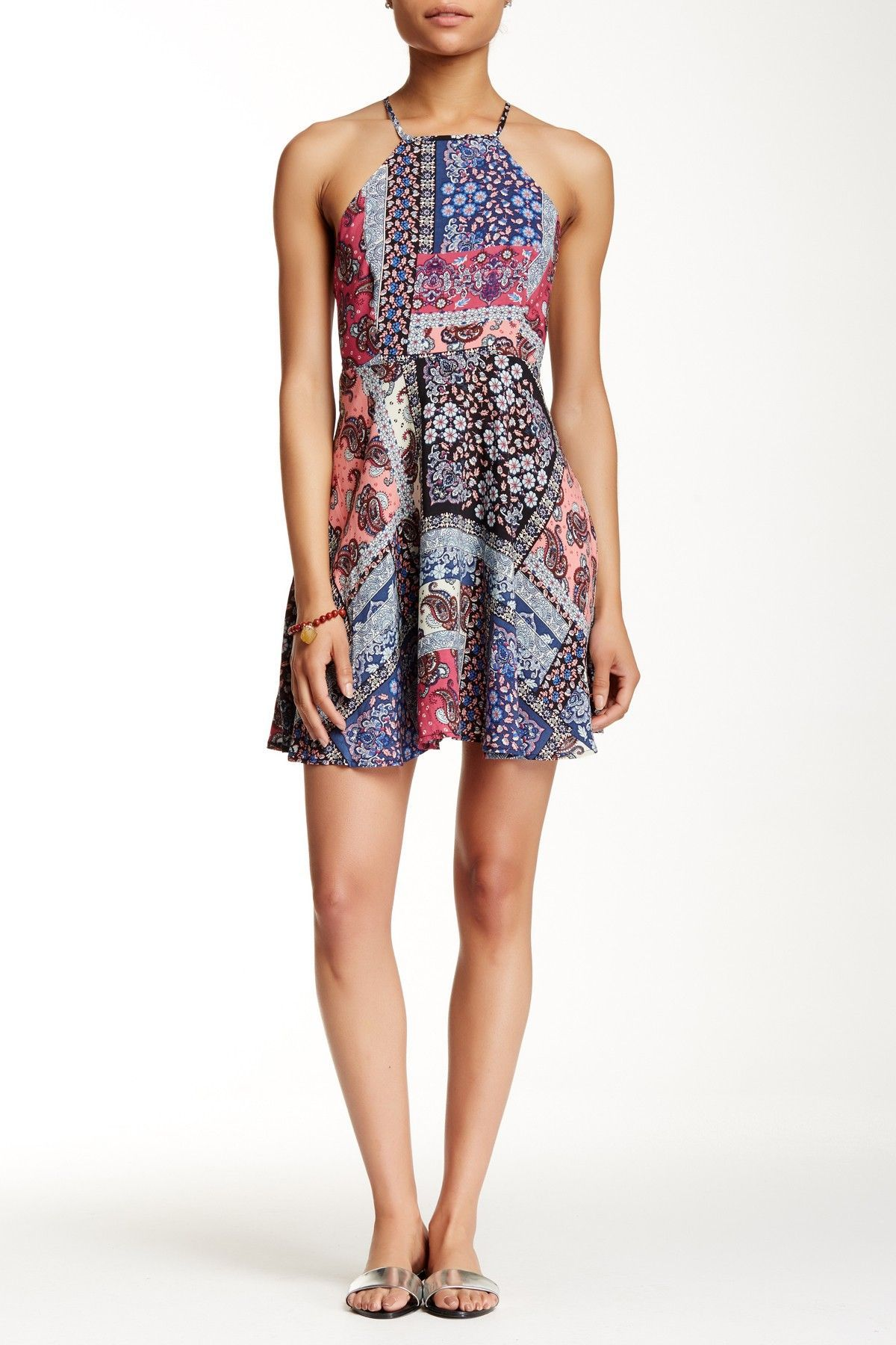Open back printed short dress shorts printing and nordstrom