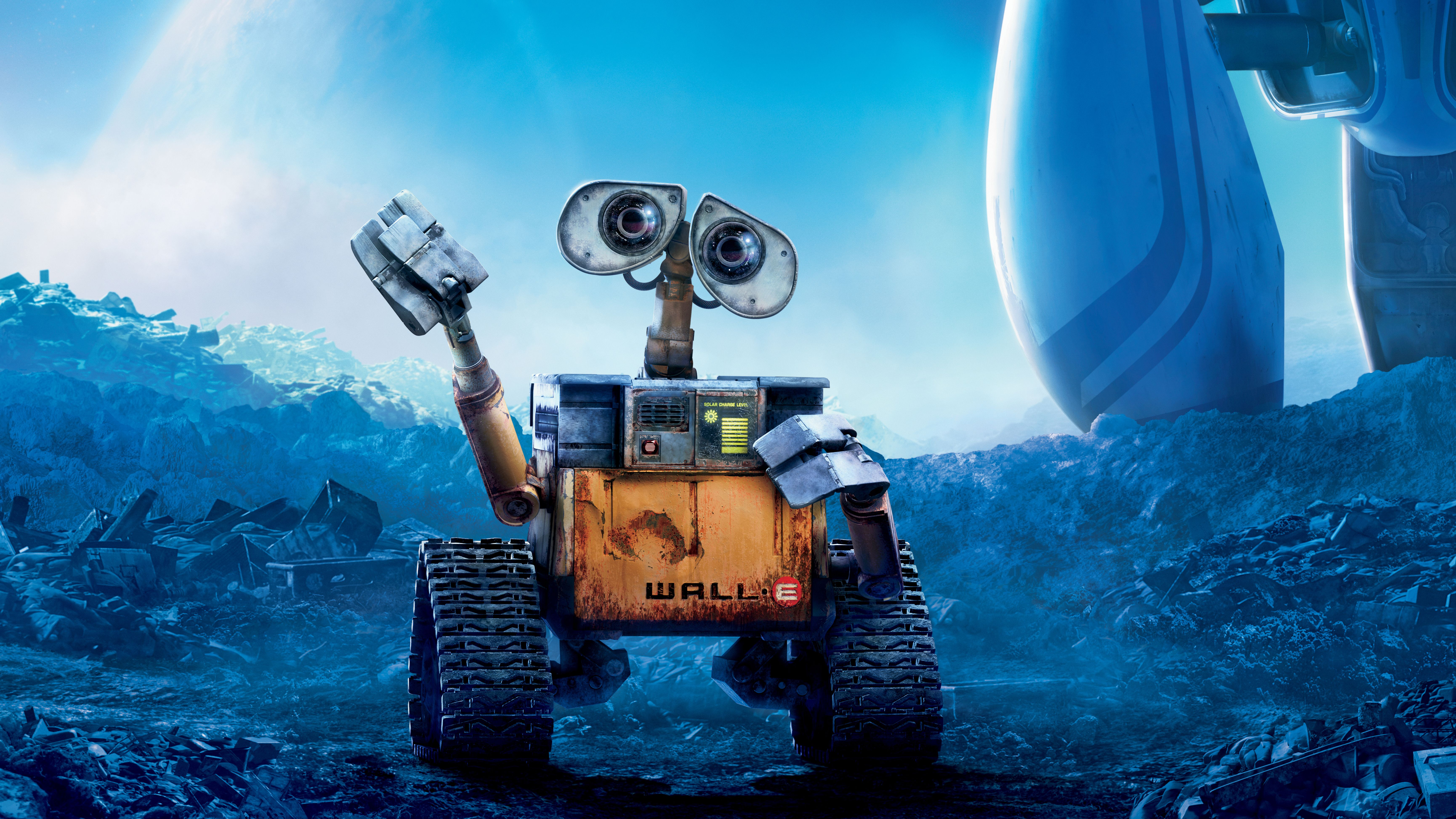 Wall E 4k Wall E 4k Wallpapers In 2021 Post Apocalyptic Movies Apocalyptic Movies Best Post Apocalyptic Movies