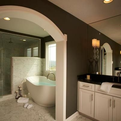 our lithocast bath from heartland homes   beautiful