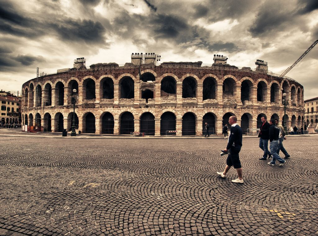 Verona Arena Arena Di Verona Verona Italy Italy Travel Guide