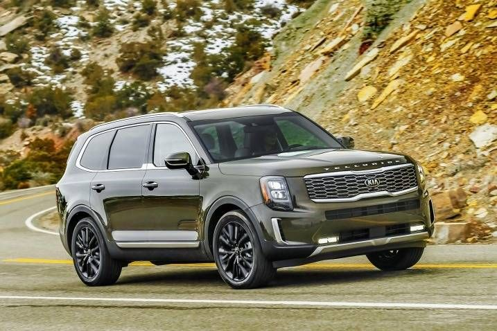 2020 Kia Telluride Pricing Features Ratings And Reviews