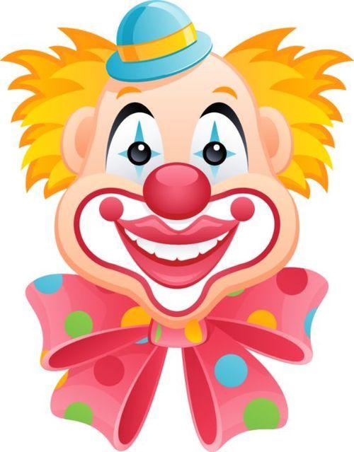 Pin On Clown