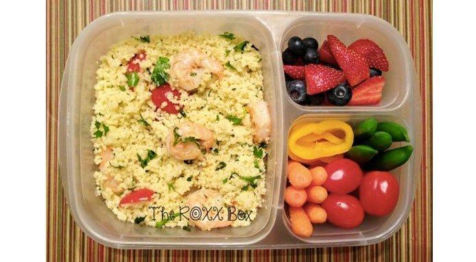 Idee Per Pranzi Sani : Schiscetta per la pausa pranzo cous cous ricette primi piatti