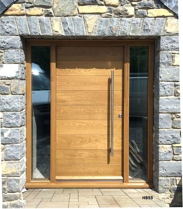 Contemporary Front Door Contemporary Front Door With Sidelights