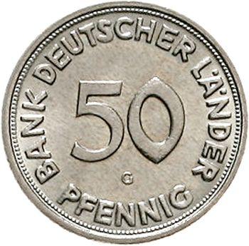 Minimum Gmbh federal republic of germany 1950 g bank deutscher länder jaeger 379
