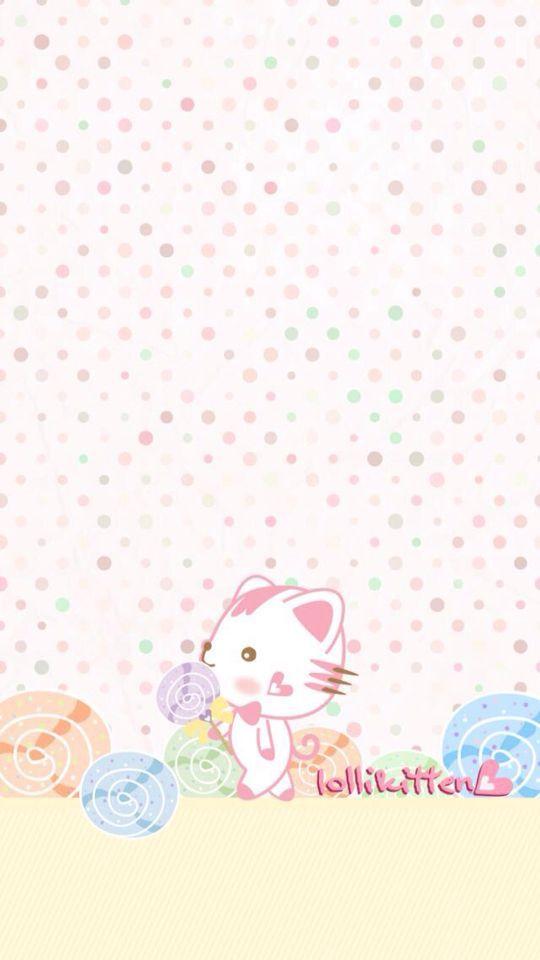Cell Phone Wallpapers Designer Wallpaper Sketchbook Ideas Backgrounds Kawaii Art Backdrops Notebooks Hello Kitty Stationary