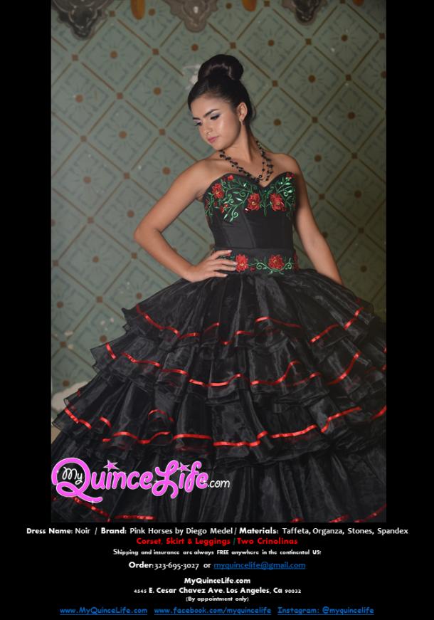 86abe0cd9 vestido-charro-negro-diego-medel-my-quince-life