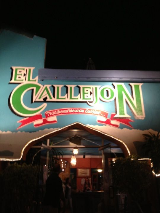 El Callejon. This is more of a sit down restaurant than a quick burrito stop but it is still good food. They have a great happy hour (~$3 margaritas!) that includes some tacos and guacamole as well. I stand by their guacamole. It's fresh and chunky with lots of flavor!