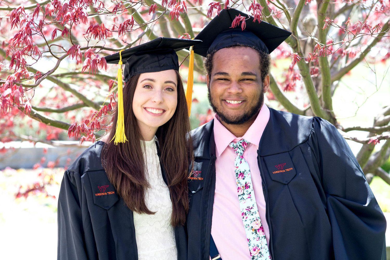 Virginia Tech Graduates 2018 — EMILY KOTH in 2020 Grad