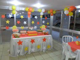 Resultado de imagem para convite festa das estrelas
