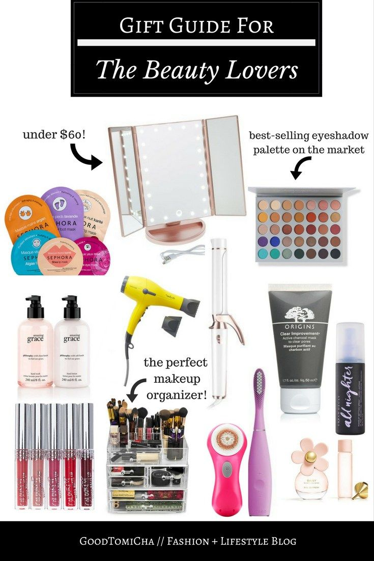 Best Beauty Gift Ideas for Makeup Lovers and Youtube Gurus