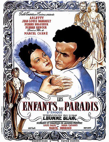 Baptiste Arletty Cinema Vieux Films