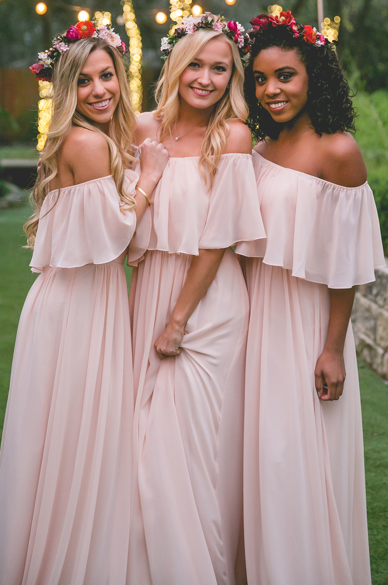 The mumu wedding collection mauve wedding and weddings abigail dress boho weddingsummer weddingwedding beautyromantic style weddingsrustic ombrellifo Images
