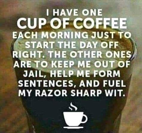 Pin By Steve Hembree On Delightful Coffee In 2021 Funny Coffee Quotes Coffee Quotes Funny Coffee Quotes