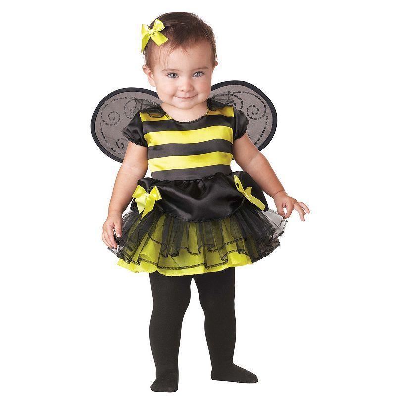 Honey Bee Costume - Baby Infant Girlu0027s Size 6-12MONTHS Multicolor  sc 1 st  Pinterest & Honey Bee Costume - Baby Infant Girlu0027s Size: 6-12MONTHS ...