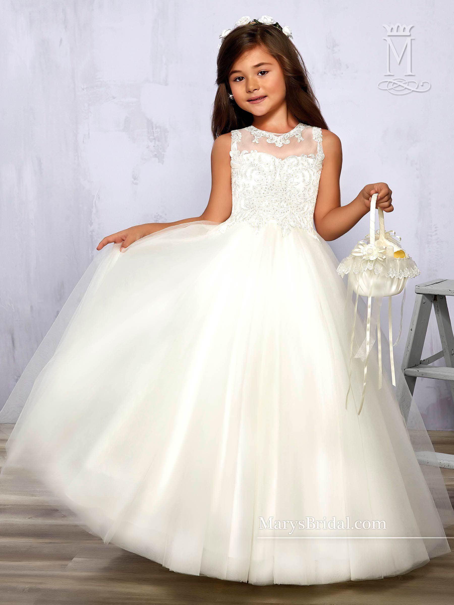 fc68bfef3a2 page 2 of Find the beautiful flower girl dresses and gowns for your little  angel to make them feel truly special on the wedding day from Mary s Angel  flower ...