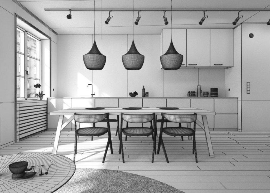 3d Kitchen Designs By Donna