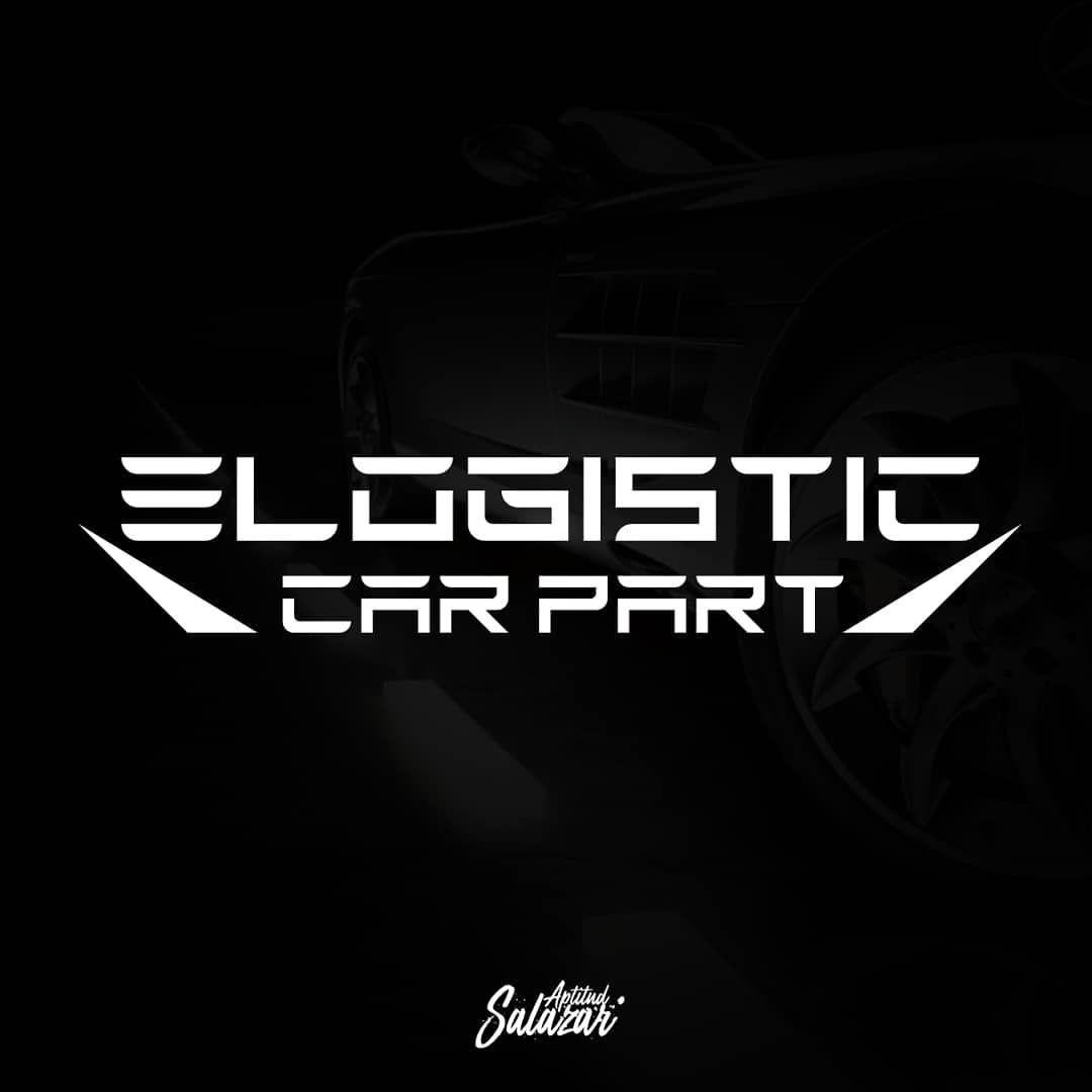 Present - logo creation Elogistic Car Part 🇻🇪 . #logotype ...