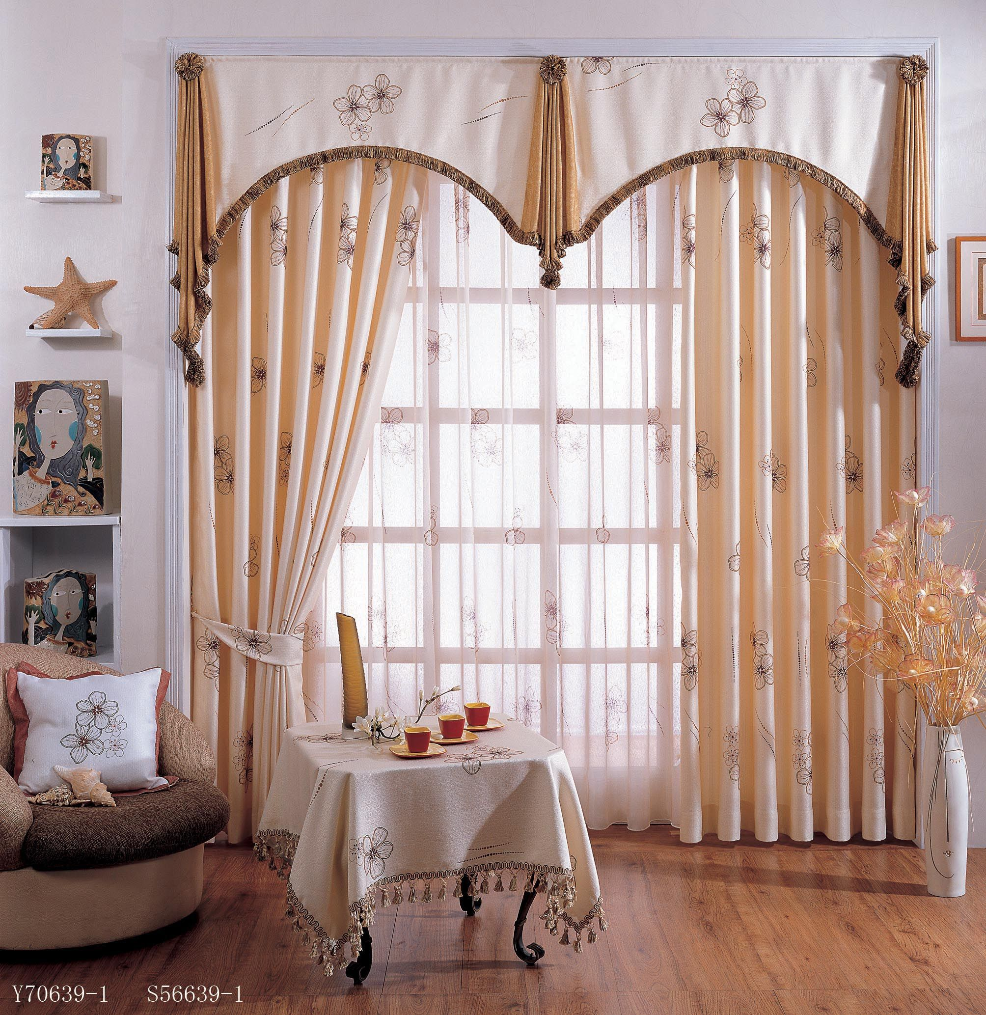 living room window valance ideas%0A Curtain Valances for Living Room