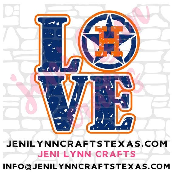 Download 2019 Houston Astros Love Rugged(SVG, JpG, PNG, Vector, PdF ...