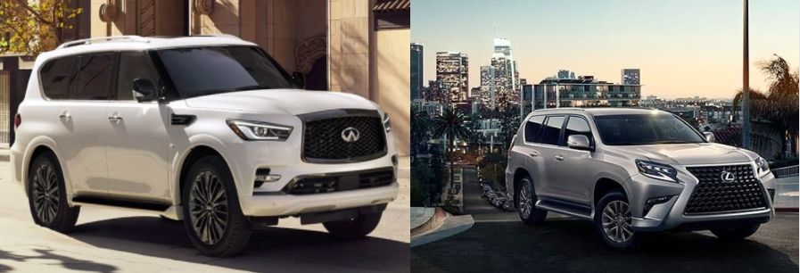 Newest 2021 Lexus Gx Vs Infiniti Qx80 Research New In 2021 Lexus Gx Lexus Lexus Gx 460